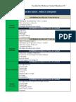 Plan de Estudios Por Semestre XD