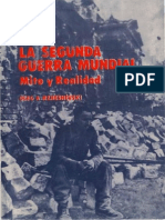 Moscú, Stalingrado, Kursk {Rzheshevski Oleg a La Segunda Guerra Mundial Mito y Realidad. 1979{