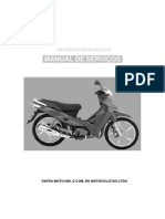 Manual de Serviços Moto Dafra Zig100