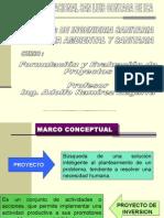Marco General de Proyectos