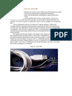 Estrutura Elétrica e Sinais Do Cabo USB