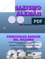 Comienzos, Auge y Caida Del Nazismo Sara Sanchez