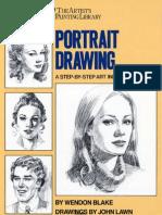 Rysowanie portretów-w jezyku angielskim