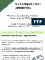 Coonfiguraciones Estructuralescturales