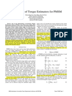 [6] - Comparison of Torque Estimators for PMSM.pdf