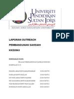 Laporan Outreach KKD 2063