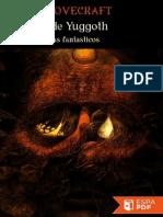 Hongos de Yuggoth y Otros Poema - H. P. Lovecraft