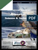 International Journal of Aquaticscience and Technology