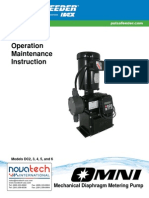 Pulsafeeder OMNI DC2-DC6 Pump Manual