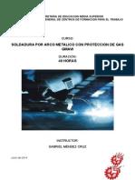 Manual Soldadura GMAW