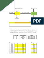 16.1 Programacion Dinamica Arroz Azucar Frijol