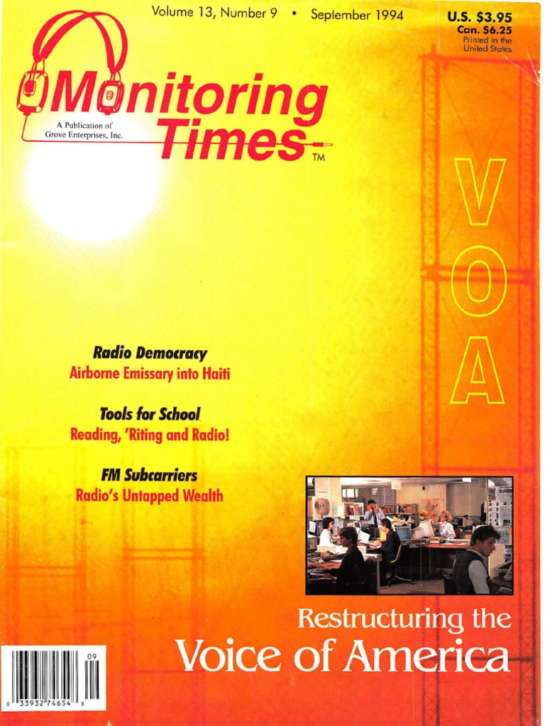 09 September 1994 Broadcasting Telecommunications Andersonbolds 240 Minute Analog Reset Timer Atc 305 Series