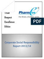 Pharmevo CSR Report