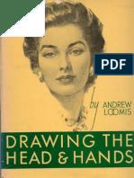 Loomis Andrew - Sztuka Rysowania - Głˆowa I Dłˆonie