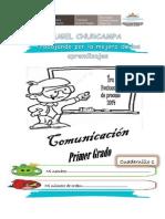 Cuadernillo Comunicación 1ro junio 2014 1°