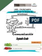 Cuadernillo Comunicación 2do junio 2014 2°