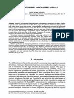 Methanogenesis in Monogastric Animals