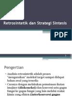 Retro sintesis