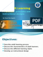 The Adult Learning