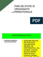 State Si Organizatii Internationale