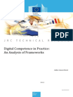 JRC Digital Competence in Practice
