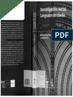 Investigación Social Lenguajes Del Diseño M Canales