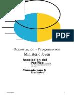 Dossier Organización Planificación