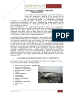 Los Aeropuertos e Impacto Ambiental