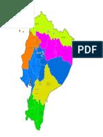 Mapa Ecuador Miduvi
