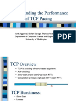 Tcp Pacing