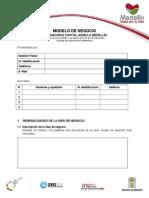 Modelo de Negocio_CapitalSemilla2014