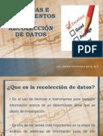 TECNICAS+DE+RECOLECION+DE+DATOS