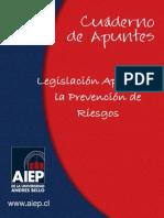 Legislación Aplicada a La Prevencion de Riesgos - PRI304