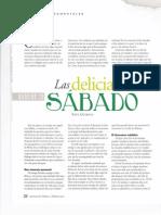 Las Delicias Del Sabado-libre