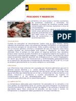 Charla de Salud Ocupacional -Pescados y Mariscos