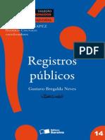 14 - Registros Públicos - Gustavo Neves