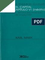 Marx El Capital. Capítulo sexto (inédito).pdf