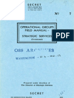 Operational Groups Field Manual