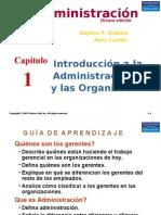 Diapositivas Robbins Cap 1
