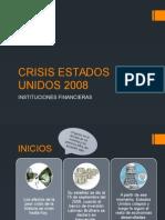 Crisis Estados Unidos 2008