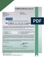 2006_0308EMe_CertificateArevaC264P