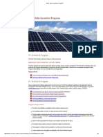Moreno Valley Electric Utility - Rebate Program 2015
