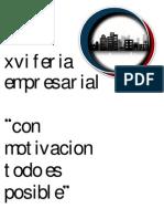 Feria empresarial 2015-1