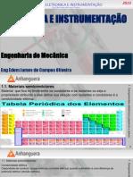 Eletronica e Instrumentação - Semicondutores