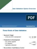 Infa Dvo Overview