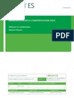 Manual BREEAM ES Nueva Construccion_ED00