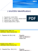 NEC ODU Material Identification