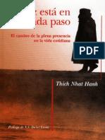 Thich Nhat Hanh - La Paz Está en Cada Paso