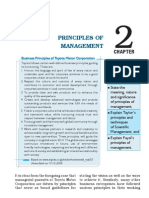 principles of manabement