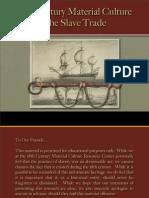 Slavery - The Slave Trade